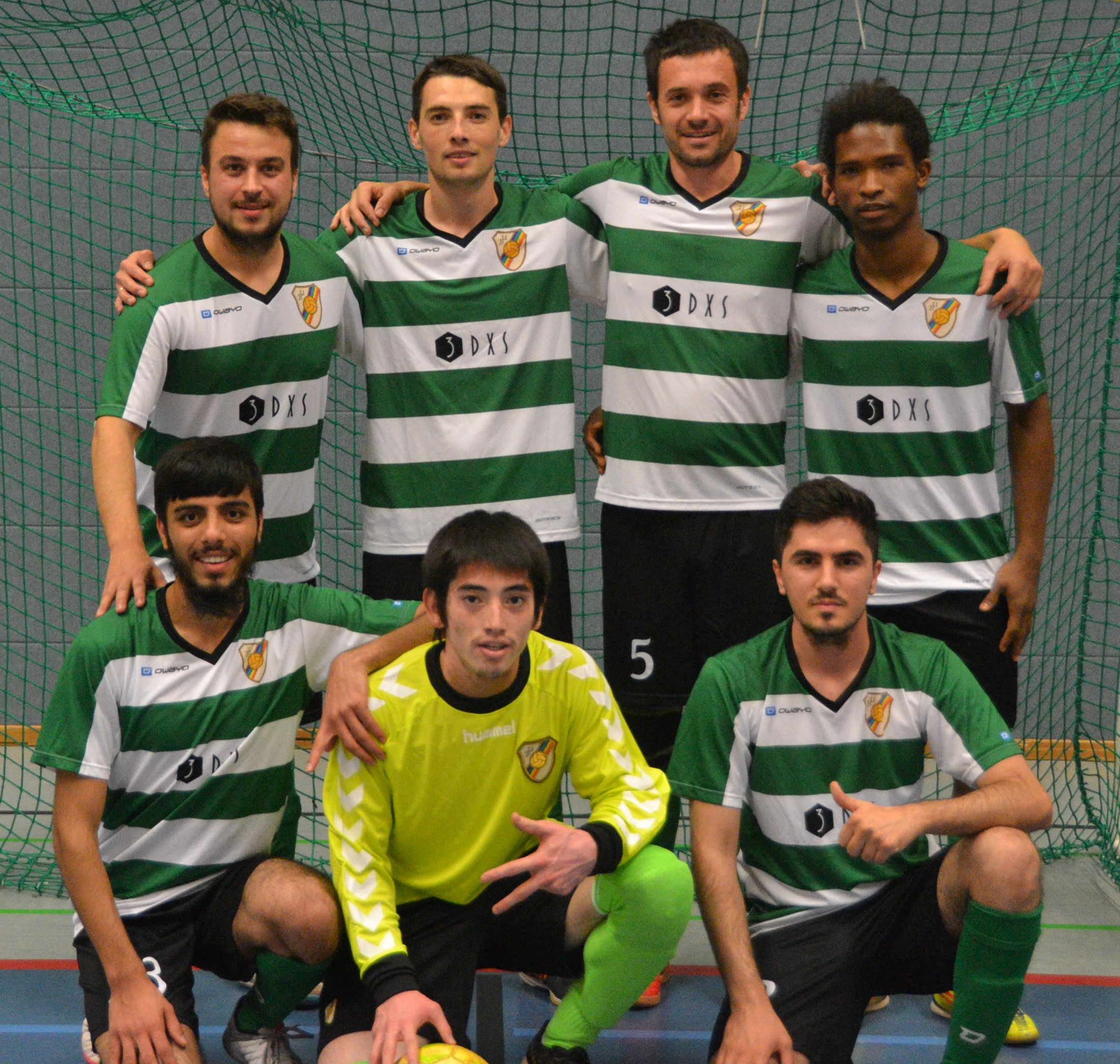 Read more about the article 1. Spieltag Futsal-Verbandsliga